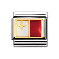 modulaire unisex bijoux Nomination Composable 030234/29