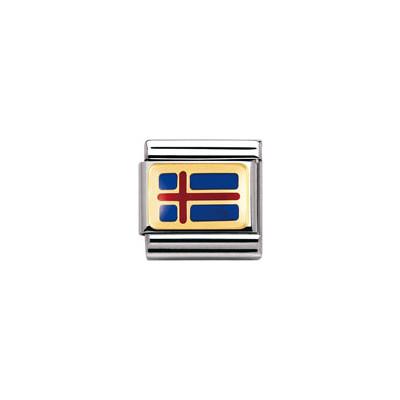modulaire unisex bijoux Nomination Composable 030234/31