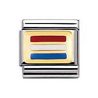 modulaire unisex bijoux Nomination Composable 030234/32