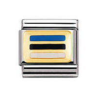 modulaire unisex bijoux Nomination Composable 030234/38