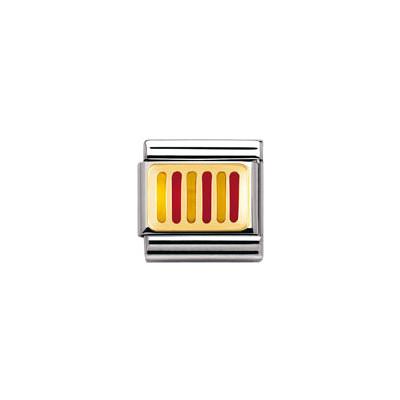 modulaire unisex bijoux Nomination Composable 030234/45