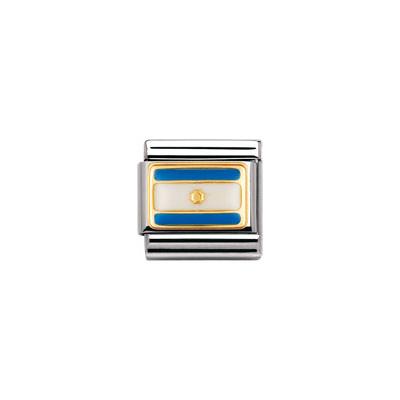modulaire unisex bijoux Nomination Composable 030235/03