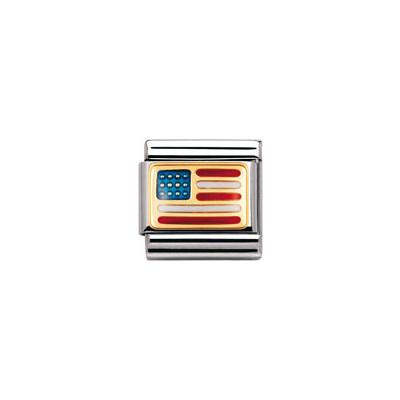modulaire unisex bijoux Nomination Composable 030235/04