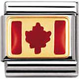 modulaire unisex bijoux Nomination Composable 030235/05