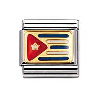modulaire unisex bijoux Nomination Composable 030235/07