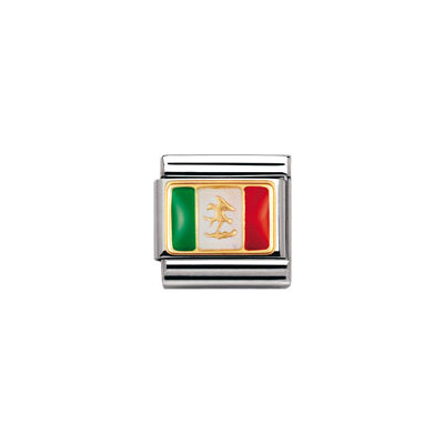 modulaire unisex bijoux Nomination Composable 030235/08