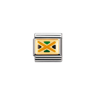 modulaire unisex bijoux Nomination Composable 030235/16