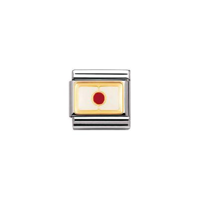 modulaire unisex bijoux Nomination Composable 030236/01