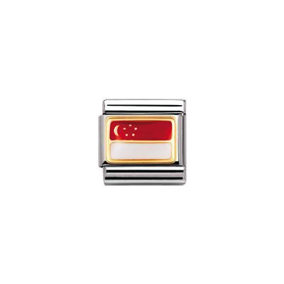 modulaire unisex bijoux Nomination Composable 030236/03