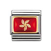 modulaire unisex bijoux Nomination Composable 030236/05