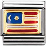 modulaire unisex bijoux Nomination Composable 030236/06