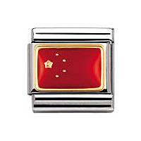 modulaire unisex bijoux Nomination Composable 030236/07