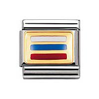modulaire unisex bijoux Nomination Composable 030236/12