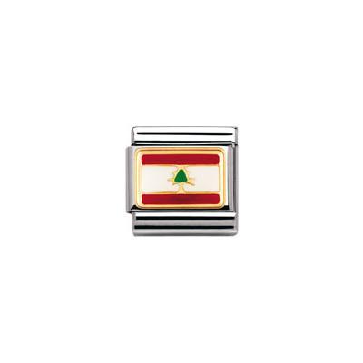 modulaire unisex bijoux Nomination Composable 030236/13