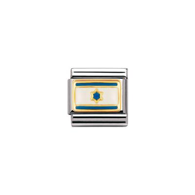 modulaire unisex bijoux Nomination Composable 030236/14