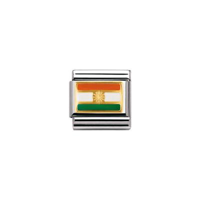 modulaire unisex bijoux Nomination Composable 030236/17