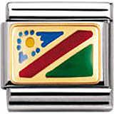 modulaire unisex bijoux Nomination Composable 030237/06