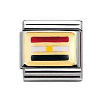 modulaire unisex bijoux Nomination Composable 030237/17