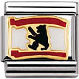 modulaire unisex bijoux Nomination Composable 030241/08