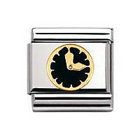 modulaire unisex bijoux Nomination Composable 030242/08