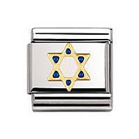 modulaire unisex bijoux Nomination Composable 030244/01