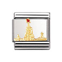 modulaire unisex bijoux Nomination Composable 030246/01
