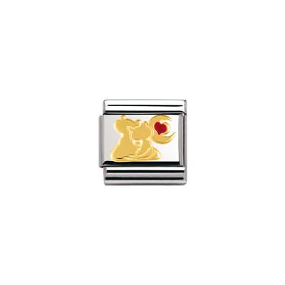 modulaire unisex bijoux Nomination Composable 030248/13