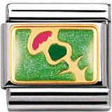 modulaire unisex bijoux Nomination Composable 030250/03
