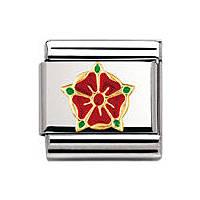 modulaire unisex bijoux Nomination Composable 030250/10