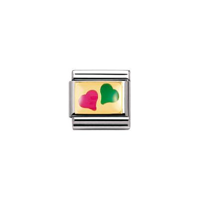 modulaire unisex bijoux Nomination Composable 030253/14