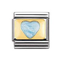 modulaire unisex bijoux Nomination Composable 030253/21