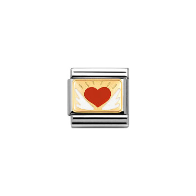 modulaire unisex bijoux Nomination Composable 030253/23