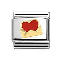 modulaire unisex bijoux Nomination Composable 030253/24