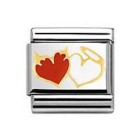 modulaire unisex bijoux Nomination Composable 030253/27