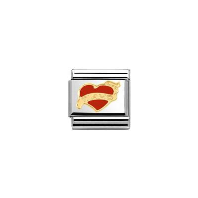 modulaire unisex bijoux Nomination Composable 030253/28