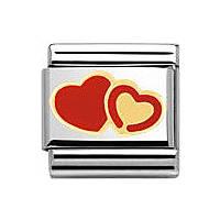 modulaire unisex bijoux Nomination Composable 030253/29