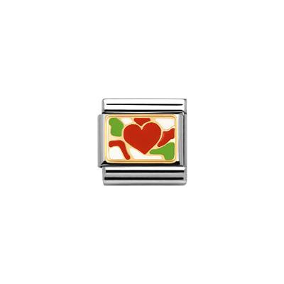 modulaire unisex bijoux Nomination Composable 030253/30