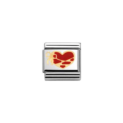 modulaire unisex bijoux Nomination Composable 030253/38