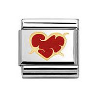 modulaire unisex bijoux Nomination Composable 030253/39