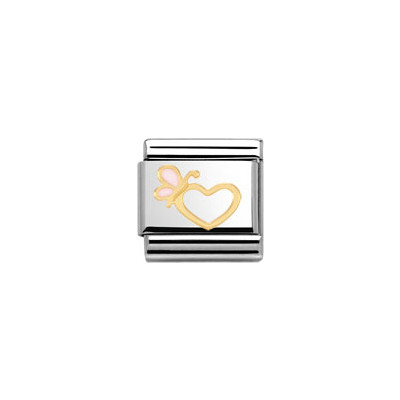 modulaire unisex bijoux Nomination Composable 030253/41