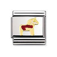 modulaire unisex bijoux Nomination Composable 030262/01