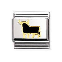 modulaire unisex bijoux Nomination Composable 030262/39