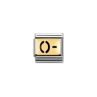 modulaire unisex bijoux Nomination Composable 030263/01
