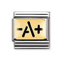 modulaire unisex bijoux Nomination Composable 030263/02