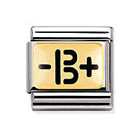 modulaire unisex bijoux Nomination Composable 030263/04