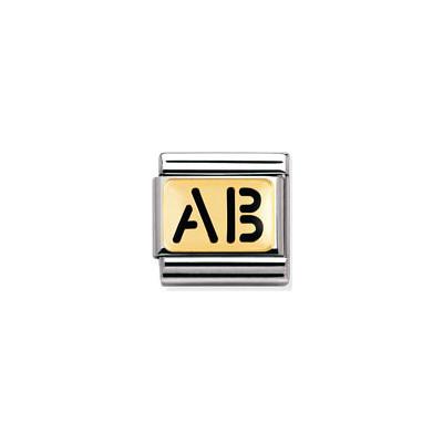 modulaire unisex bijoux Nomination Composable 030263/07