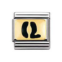 modulaire unisex bijoux Nomination Composable 030264/17