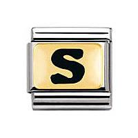 modulaire unisex bijoux Nomination Composable 030264/19
