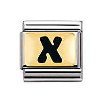 modulaire unisex bijoux Nomination Composable 030264/24
