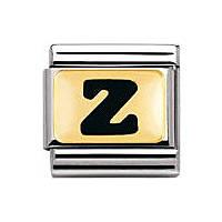 modulaire unisex bijoux Nomination Composable 030264/26